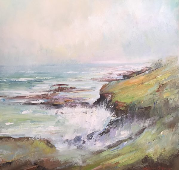 Philip Island No 2 Lilliana Gigovic Art Lovers Australia