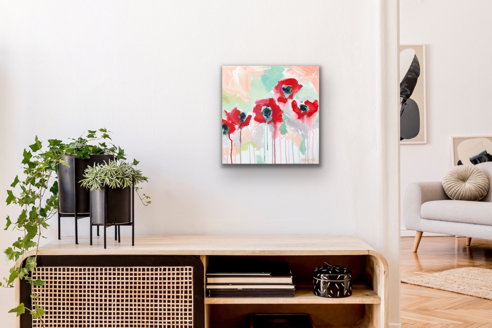 Poppy Punch Artrooms