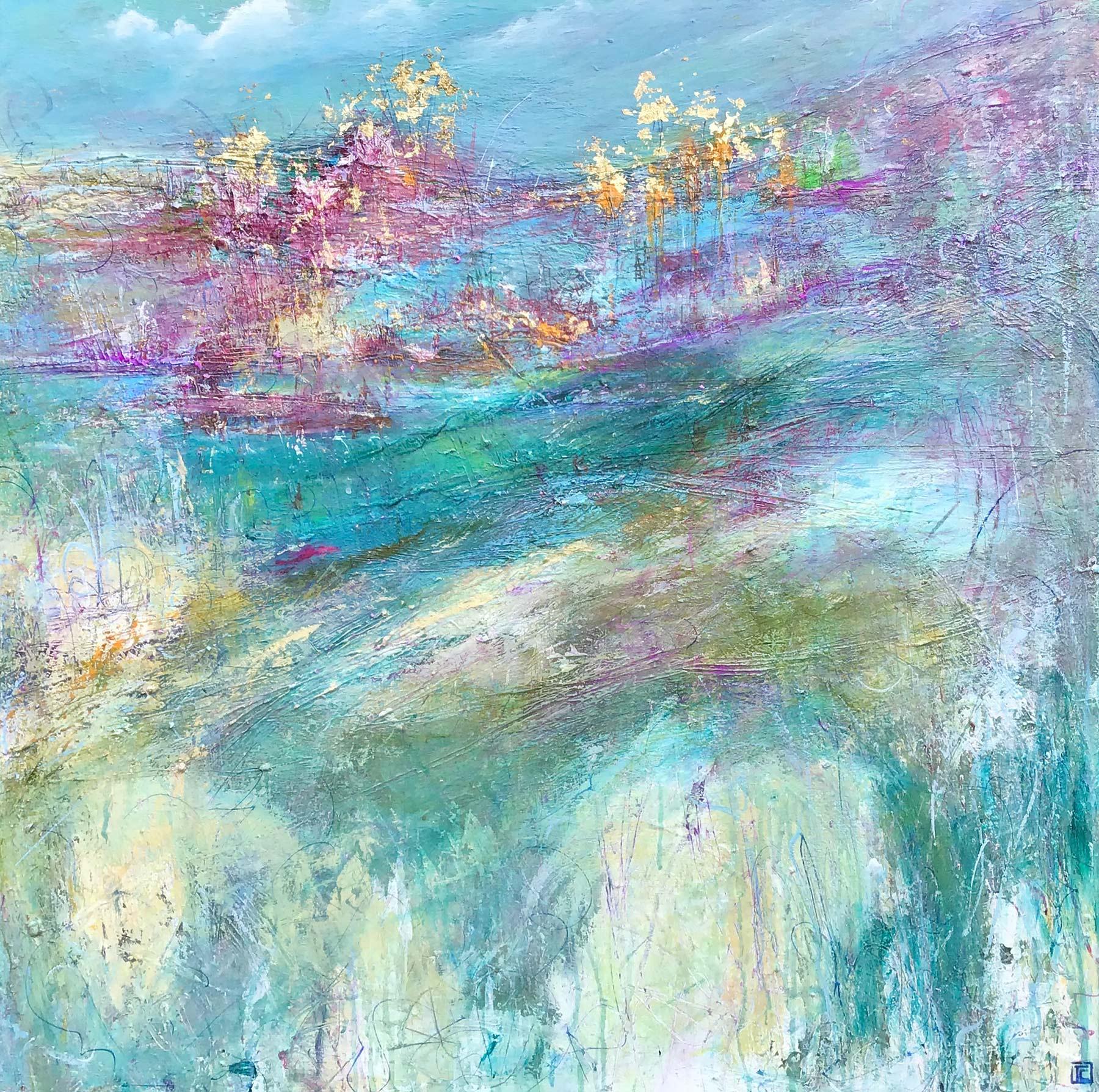Tania Chanter Garden Mist