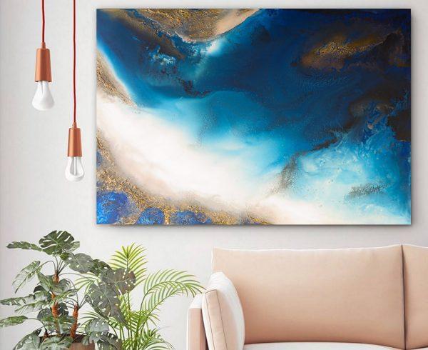 Ashore Petra Meikle De Vlas Art Lovers Australia