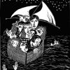 Final Black And White Ship Of Fools 450 X 700
