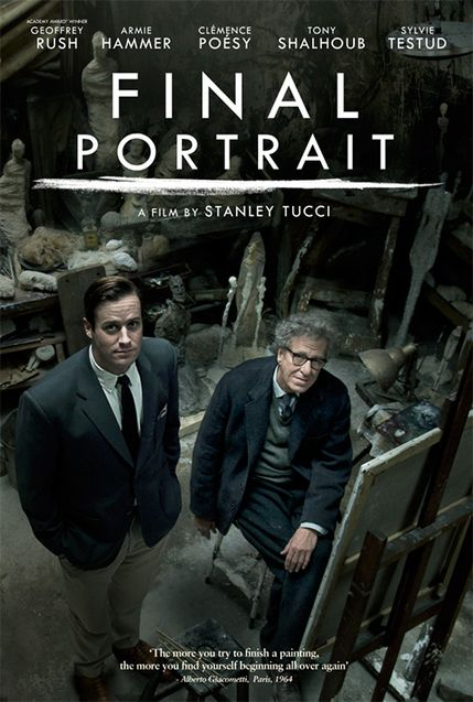 Finalportrait Movie