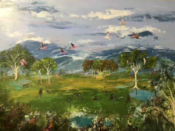 Hope Valerie Eugarde Art Lovers Ausralia