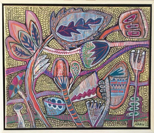 Journey Karin Hotchkin Art Lovers Australia