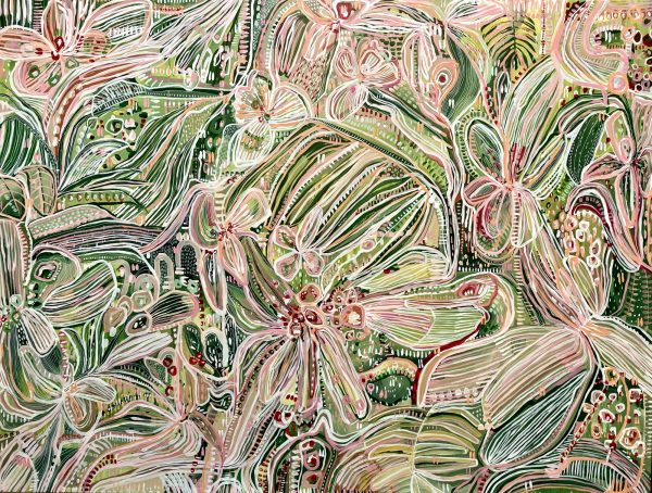Jungle Tropics Carley Bourne Art Lovers Australia