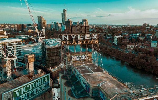 Nylex Clock Cihan Bektas Art Lovers Australia