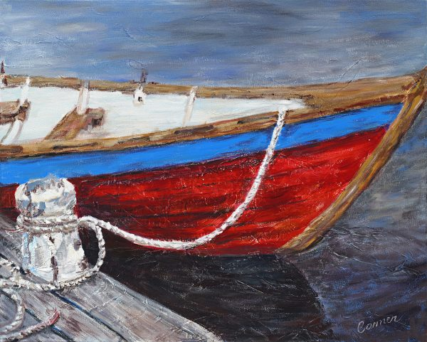 Red Boat Camen Griffen
