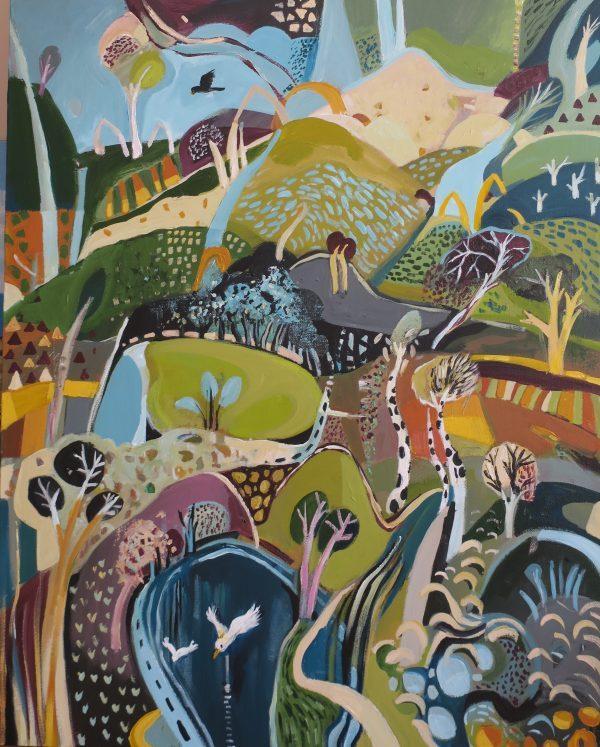 Renewal Susan Trudinger Art Lovers Australia