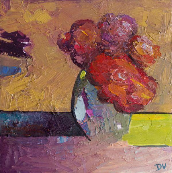 Summer Bouquet Red Damien Venditti