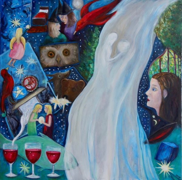 Abracadabra Susannah Paterson Artlovers Australia2
