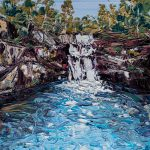 Blue Wren Cottage Waterfall