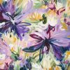 Exotic Wild Flowers By Amber Gittins