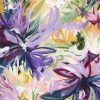 Exotic Wild Flowers By Amber Gittins Cropped 1