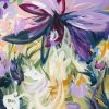 Exotic Wild Flowers By Amber Gittins Signature