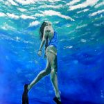 From the Deep – Woman Underwater