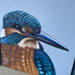 Kingfisher – Mini Bird Series 4/100