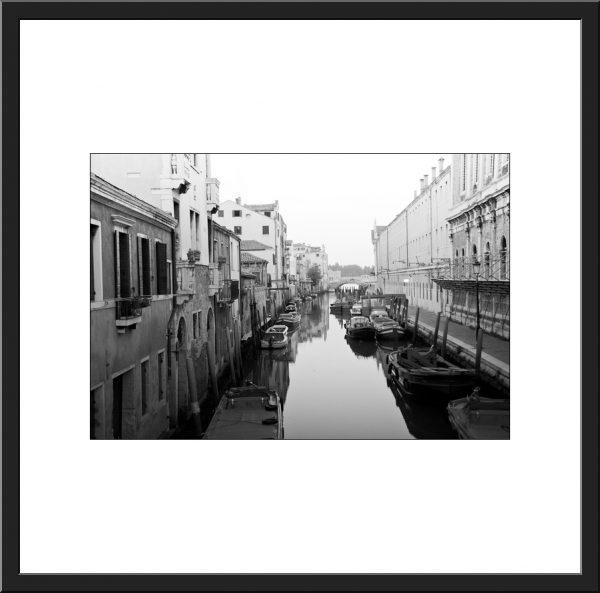 Pcb1487ob Venice Framed (s)