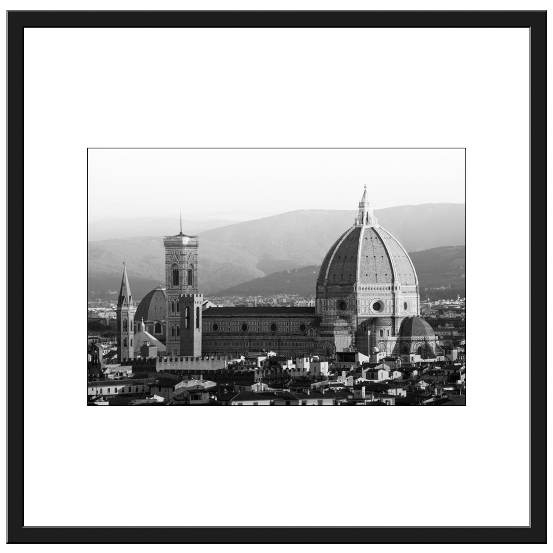 Pcb1519ob The Duomo Framed Border