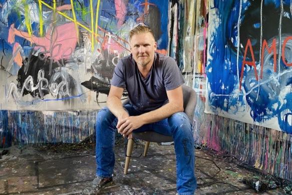 Shane Bowden Artist Art Lovers Australia