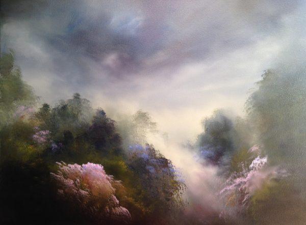 The Surprise Oil On Canvas 60 X 80 Cm (002)