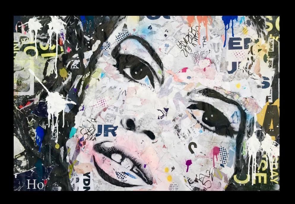 Coldghost Artist Bardot Street Art Lovers Australia
