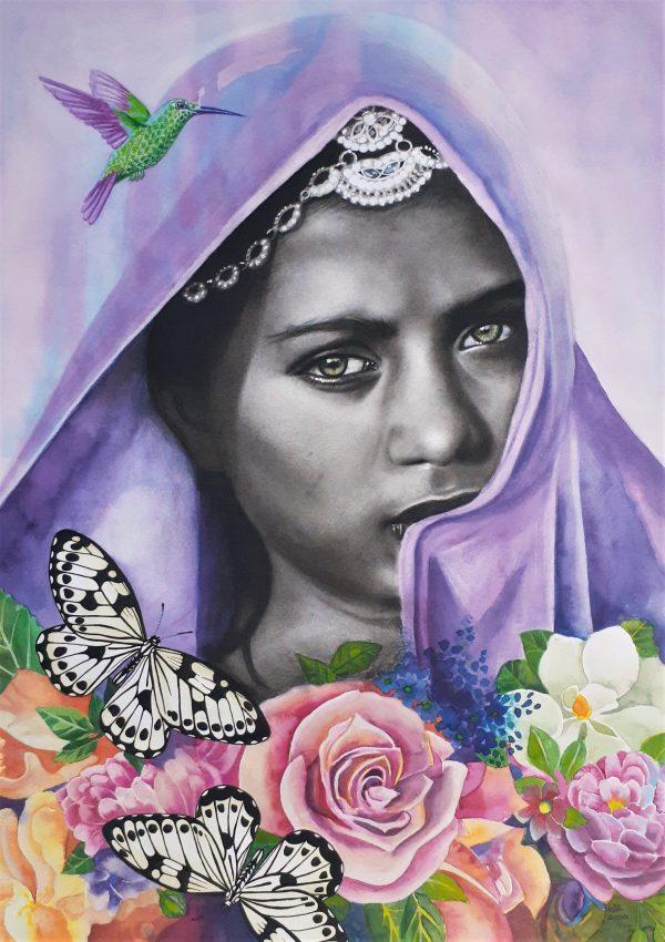 Gypsy Girl By Kati Garrett Filho