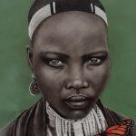 Metamorphosis – Tribal Woman
