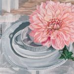A Life Time Banquet – Dahlia in a Tea Cup