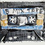 Mini TDK Cassette – Mix Tape No15