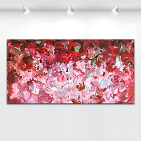 Abstract 300 Wall