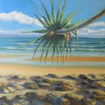 Beachside Pandanus