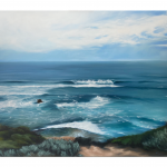 Keep Calm – Portsea Seascape
