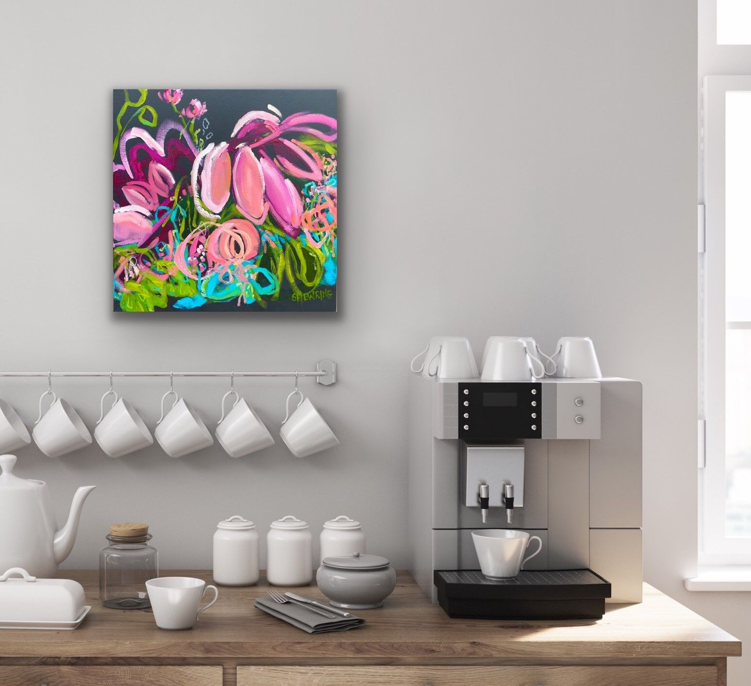 Summer Bloom Artrooms 1