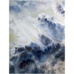 Dramatic Sky – Original watercolour painting