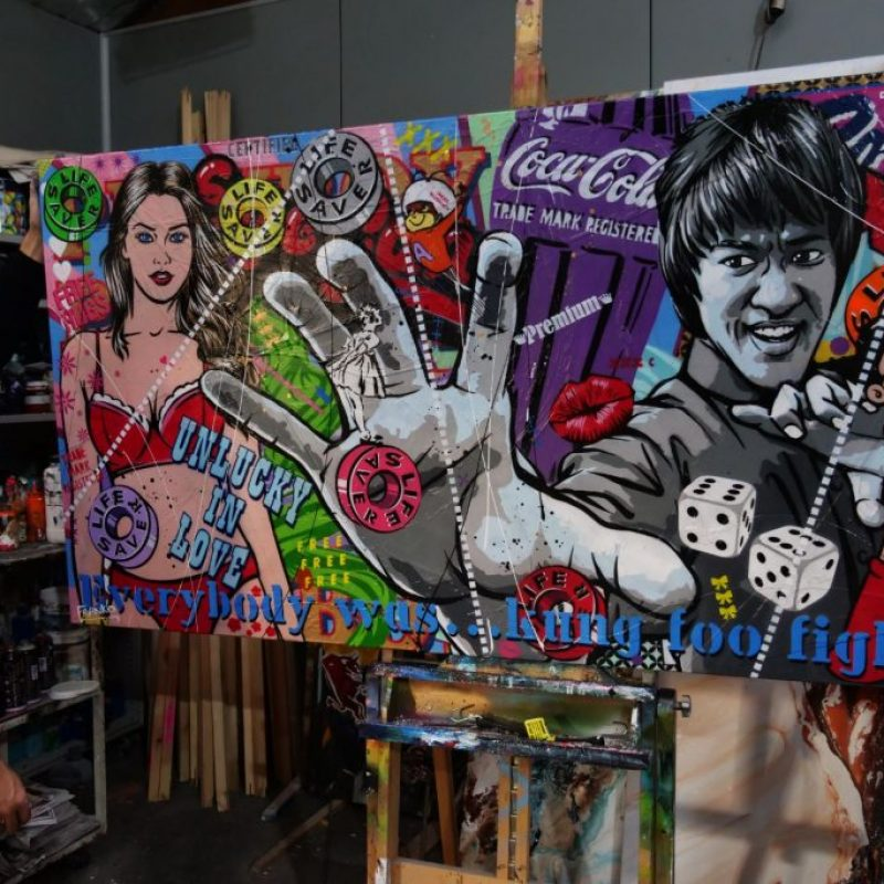 Franko Artist Large Paintings For Sale Art Lovers Australia