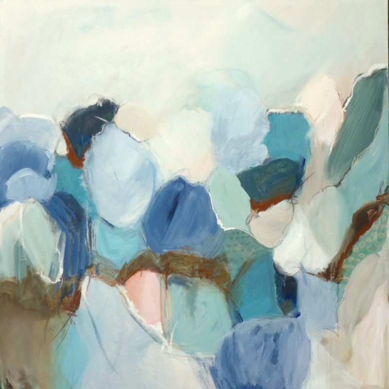 Harmony Brenda Meynell Abstract Art