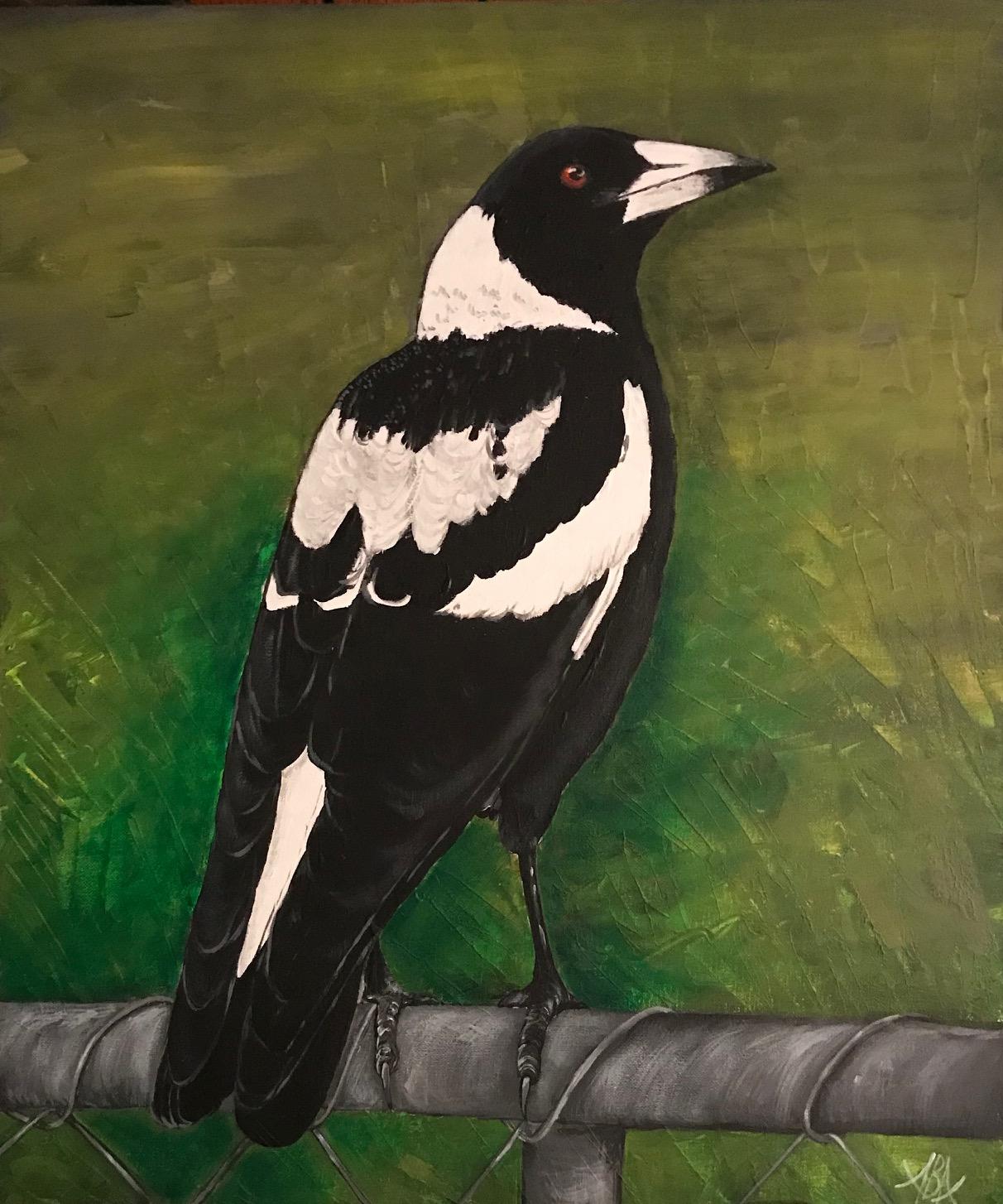 Magpie Waiting