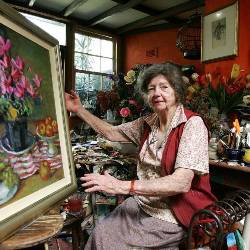 Margaret Olley Australian Artists