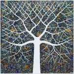 Starry Night Tree – SOLD