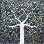 Starry Night Tree – SOLD