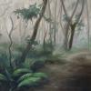 Misty Morning Detail