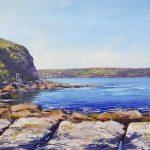 Balmoral Rocks, Sydney Australia