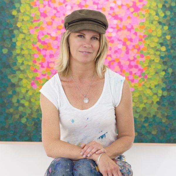 Tania Blanchard Abstract Artist Gold Coast