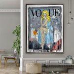 Vogue + Orange