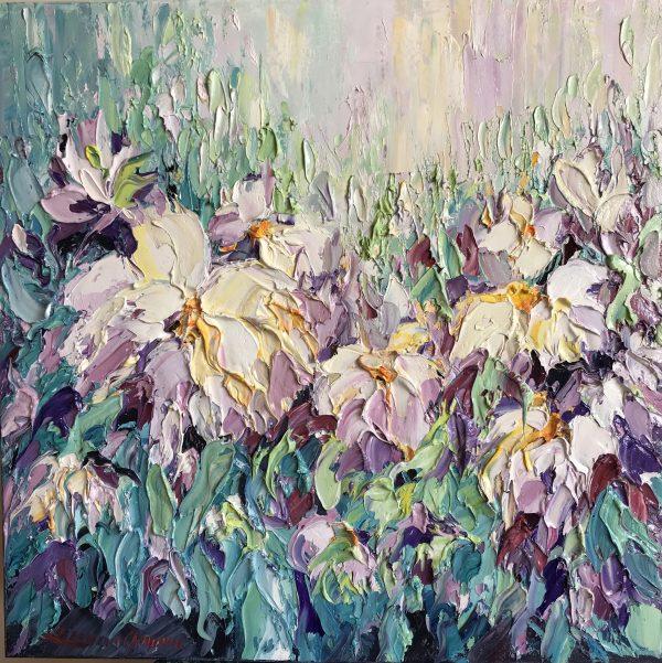 181 Spring Deligh No 13, 51x51x4cm