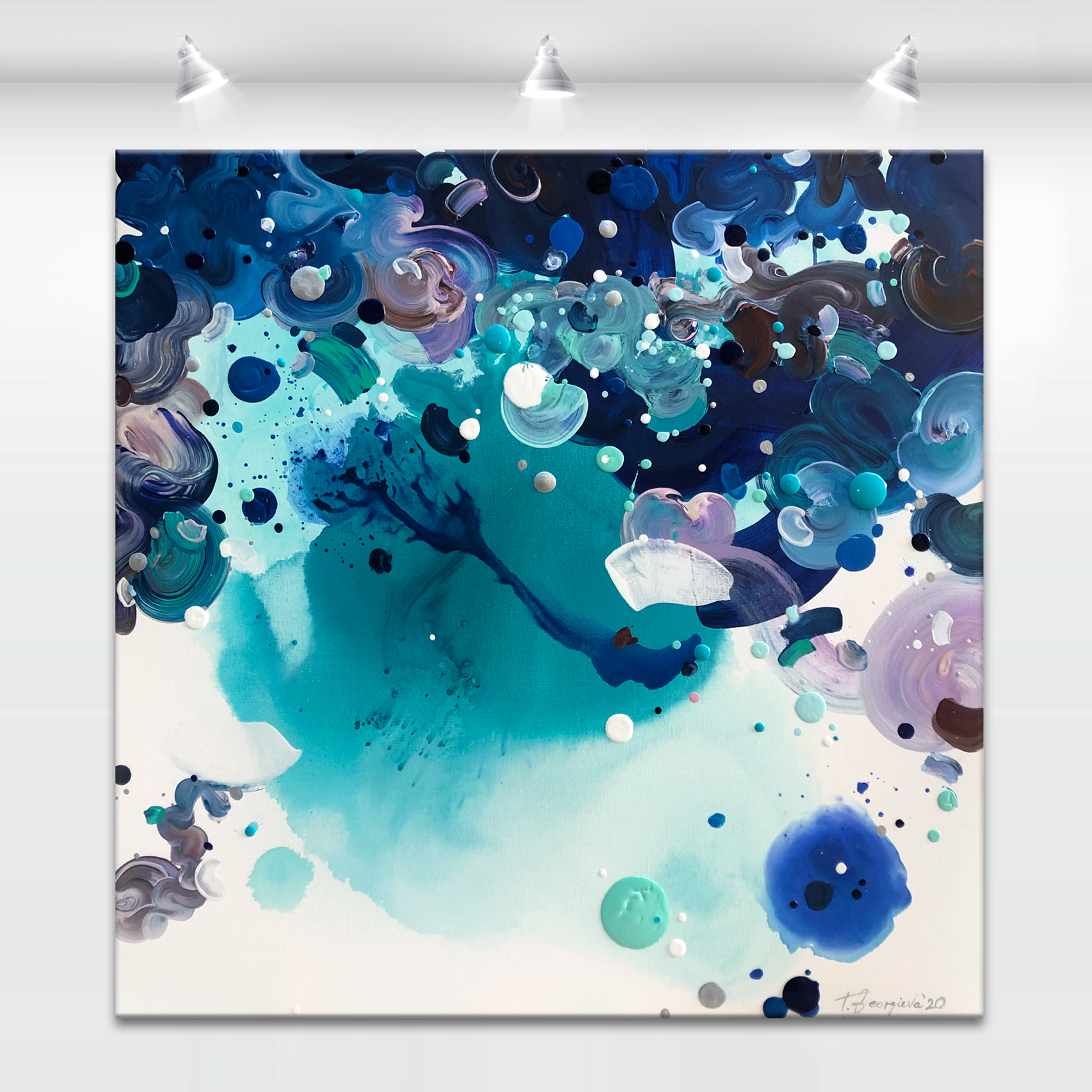Abstract 307 Wall