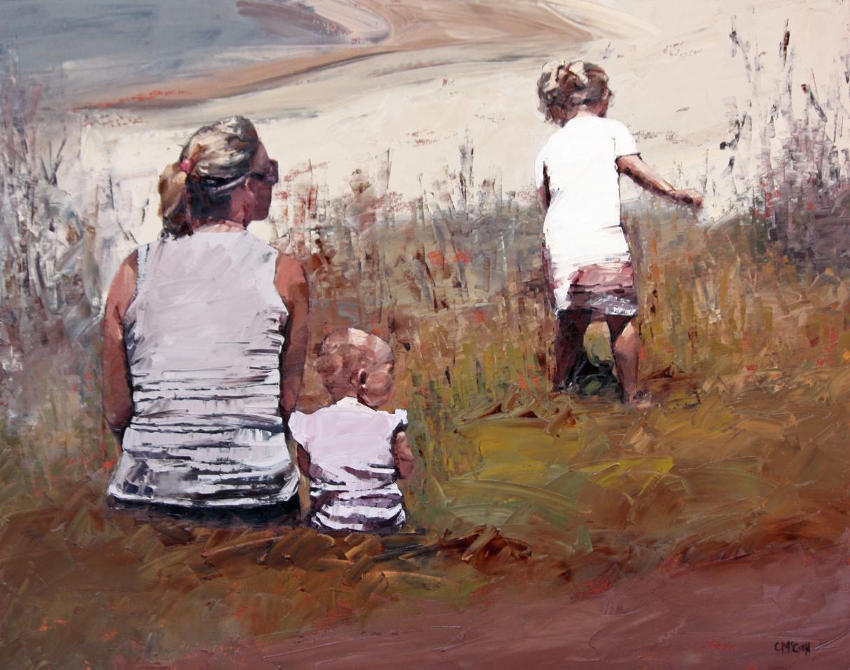 Beachside Vi Artist Clairemccall