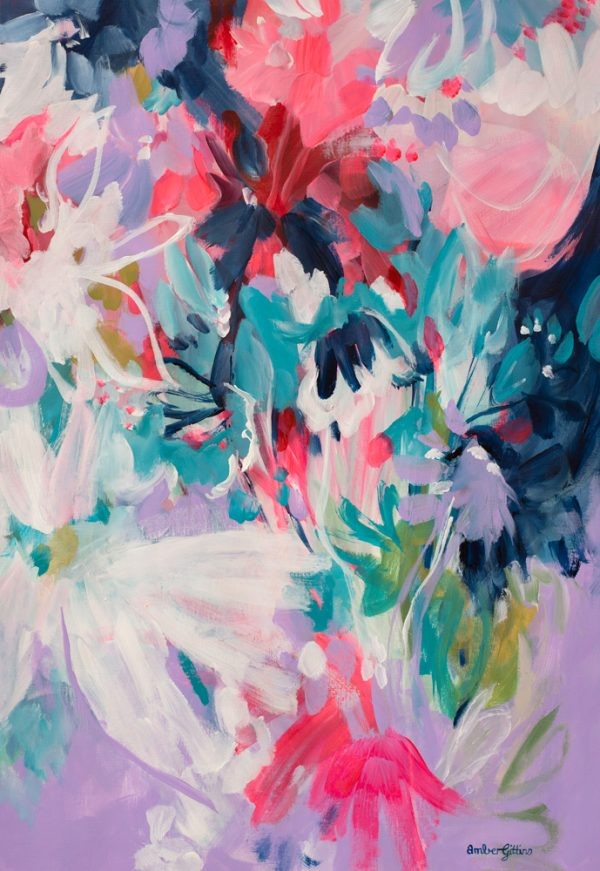 Floral Exploration By Amber Gittins