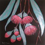 Gum Tree Blossom