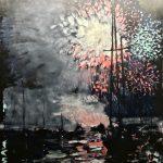 Sydney NYE Fireworks 1